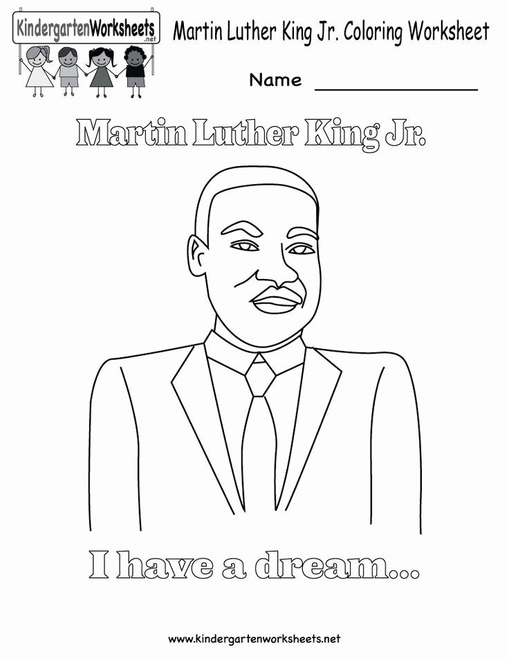 Martin Luther King Jr Template Elegant 1000 Images About Martin Luther King Jr Worksheet On