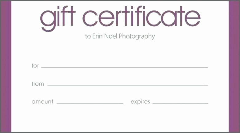 Massage Gift Certificate Template Word Inspirational Free Massage Gift Certificate Template Word Image