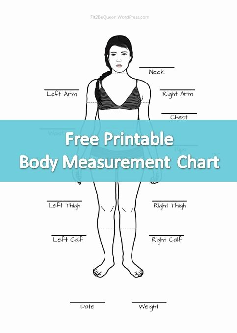 Measurements for Weight Loss Chart Lovely Setting Goals Health and Fitness Pinterest