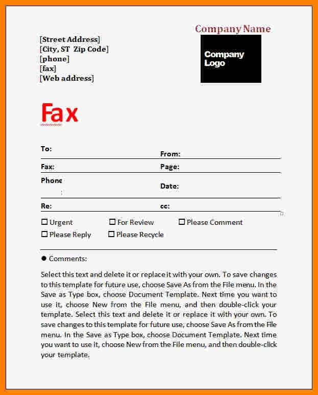 Medical Fax Cover Sheet Template Inspirational 6 Medical Fax Cover Sheet Template