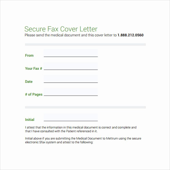 Medical Fax Cover Sheet Templates Best Of 15 Sample Medical Fax Cover Sheets