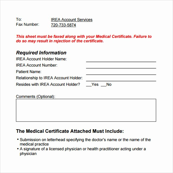 Medical Fax Cover Sheet Templates Inspirational 15 Sample Medical Fax Cover Sheets