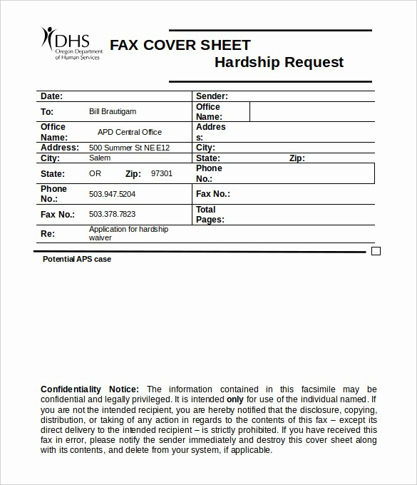 Medical Fax Cover Sheet Templates Lovely Medical Fax Cover Sheet 9 Free Word Pdf Documents