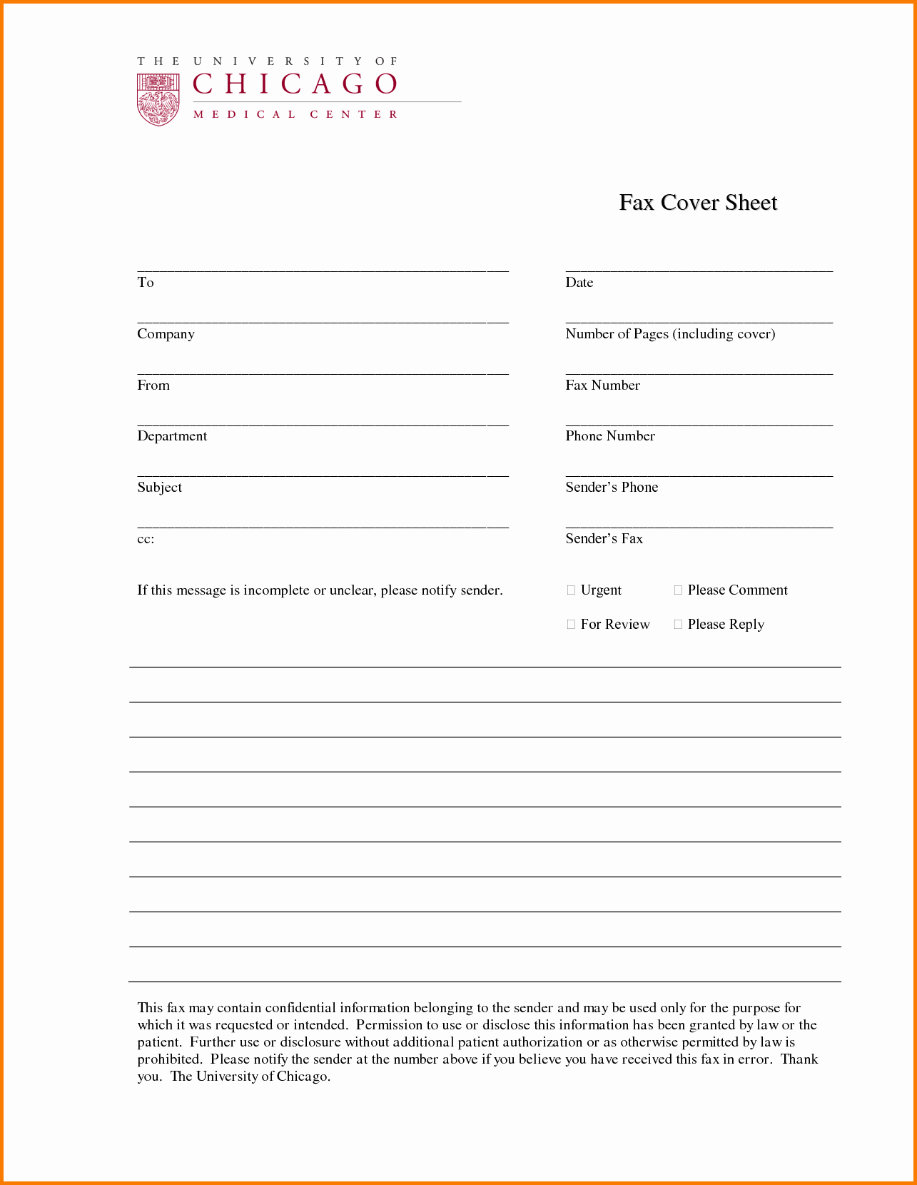 Medical Office Fax Cover Sheet Awesome 6 Fax Cover Sheet Medical