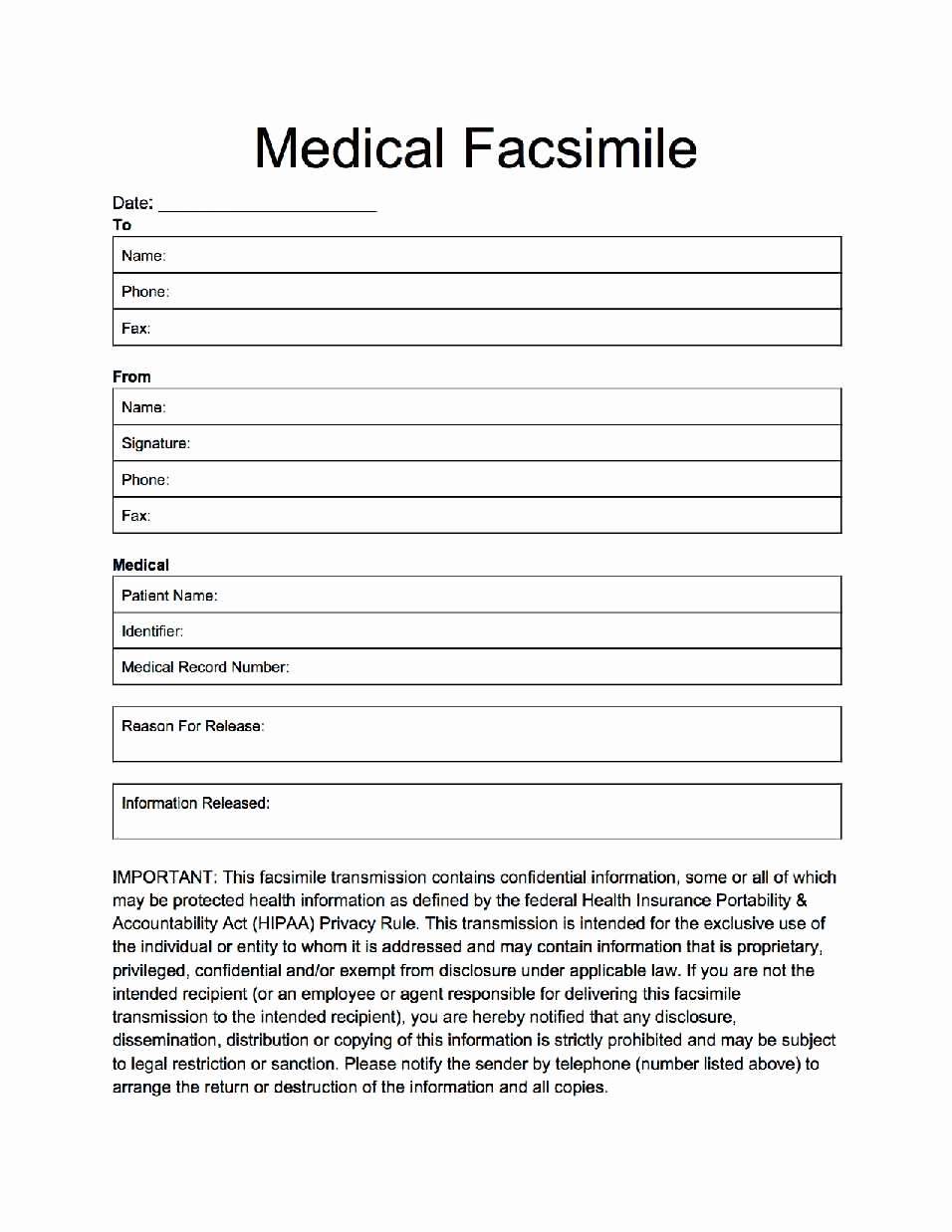 Medical Office Fax Cover Sheet Best Of Printable Fax Cover Sheet Medical Best Ideas Of Printable