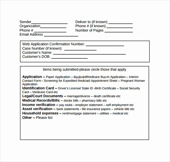 Medical Office Fax Cover Sheet Fresh 15 Sample Medical Fax Cover Sheets