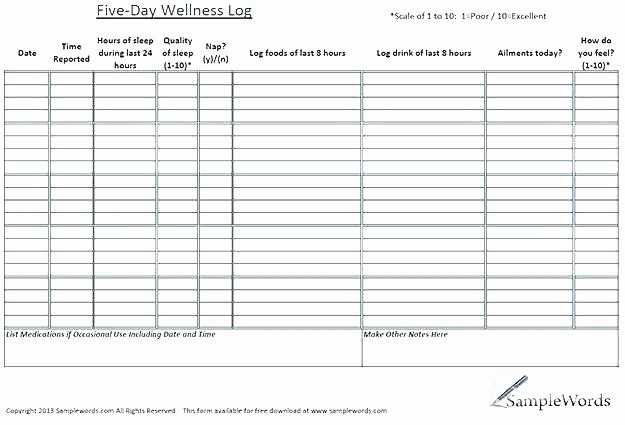Medication Chart Template Free Download Beautiful Medication Log Spreadsheet Medicine Chart Template