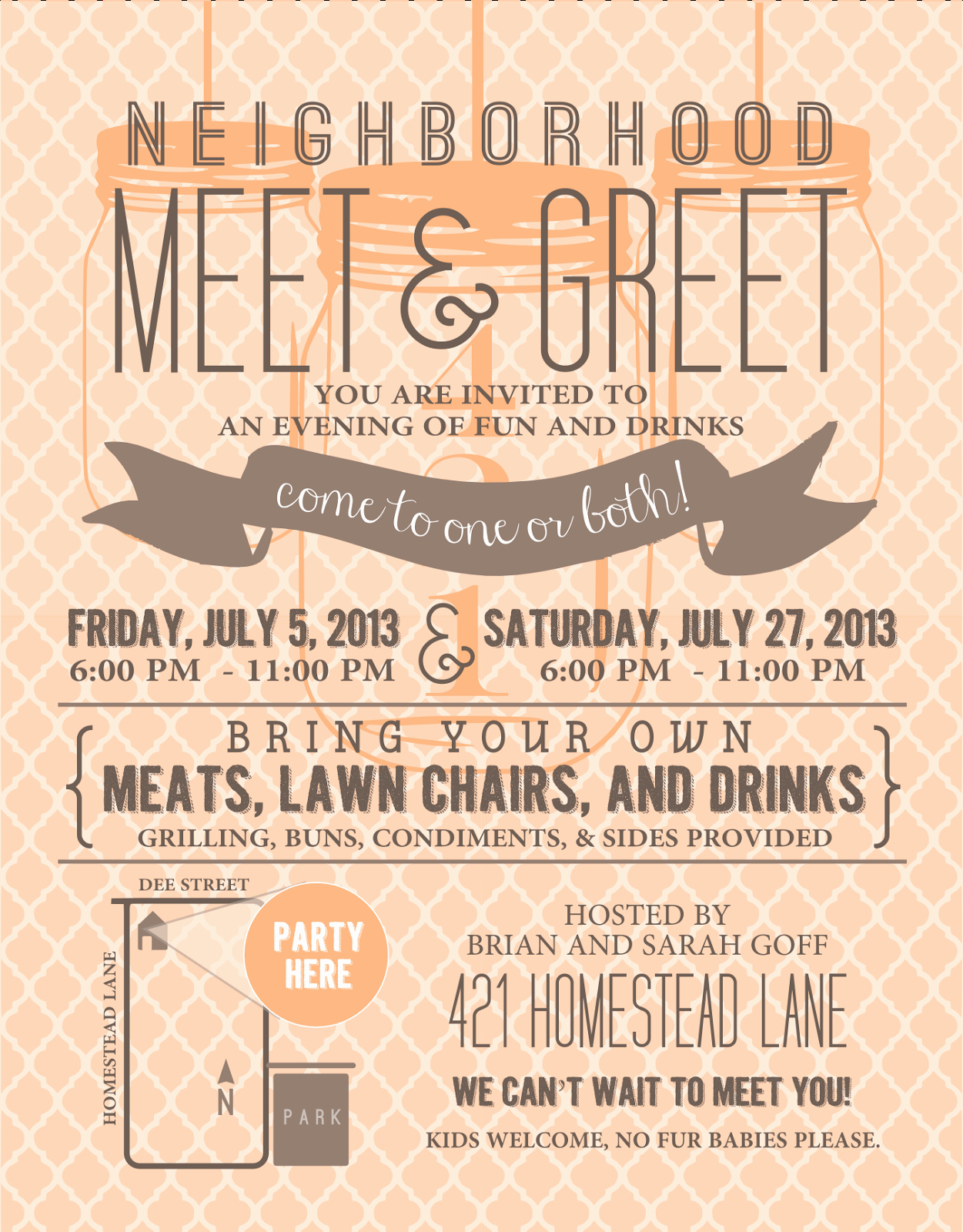 Meet and Greet Invitation Templates Awesome Sample Wordings for Casual Meet and Greet
