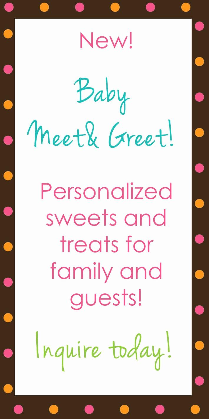Meet and Greet Invitation Templates Best Of Baby Meet & Greet – Plus Invitation