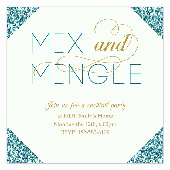 Meet and Greet Invitation Templates Elegant Mix and Mingle Invitations & Cards On Pingg
