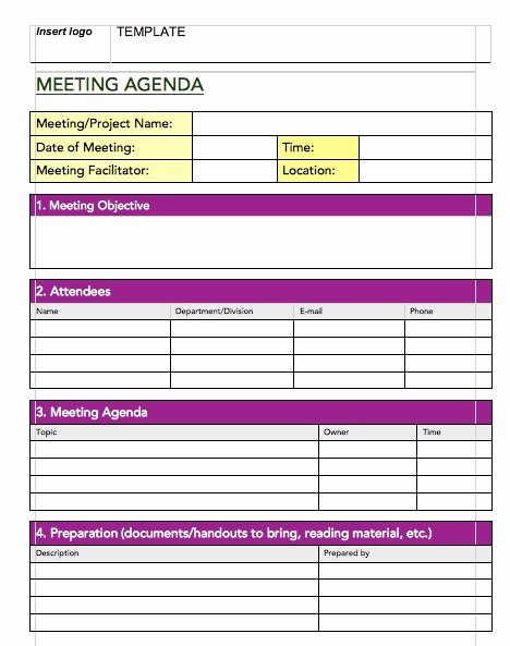 Meeting Agenda with Notes Template Beautiful 20 Handy Meeting Minutes & Meeting Notes Templates