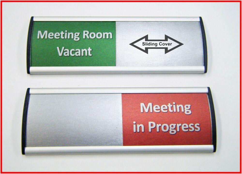 Meeting In Progress Door Signs Best Of Meeting Room Sliding Sign Self Adhesive Meeting In