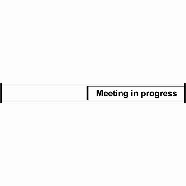 Meeting In Progress Door Signs Elegant Meeting In Progress