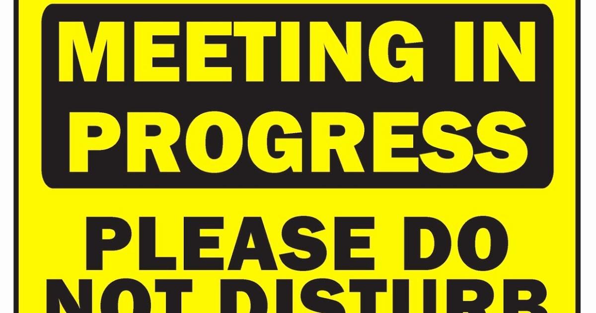 Meeting In Progress Door Signs Fresh Courtney S Wyoming Union Graphic Design Internship