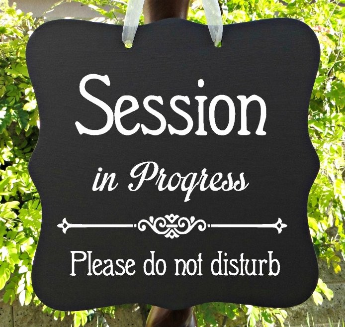 Meeting In Progress Door Signs Lovely Session In Progress Sign Fice Business Door Sign