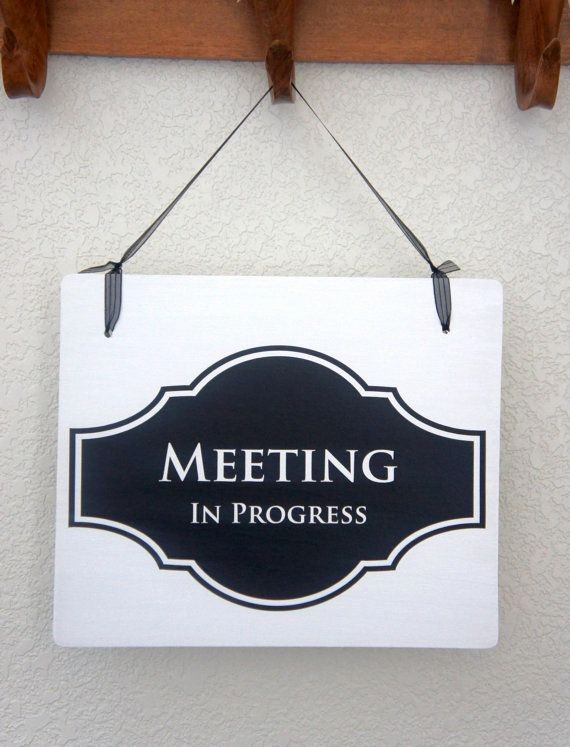 Meeting In Progress Door Signs Luxury Fice Door Sign Meeting In Progress Open Business