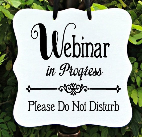 Meeting In Session Door Sign Inspirational Webinar In Progress Sign Fice Business Door Sign
