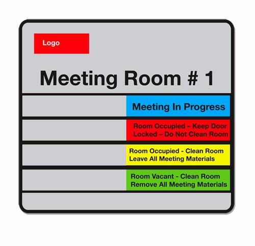 Meeting In Session Door Sign Luxury Door Sliders Signs & Exit Right Sliding Door Direction