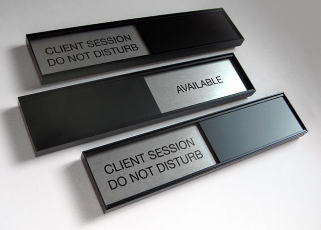 Meeting In Session Door Sign New Sliding Fice Door Signs Black Gsa Slider Meeting In