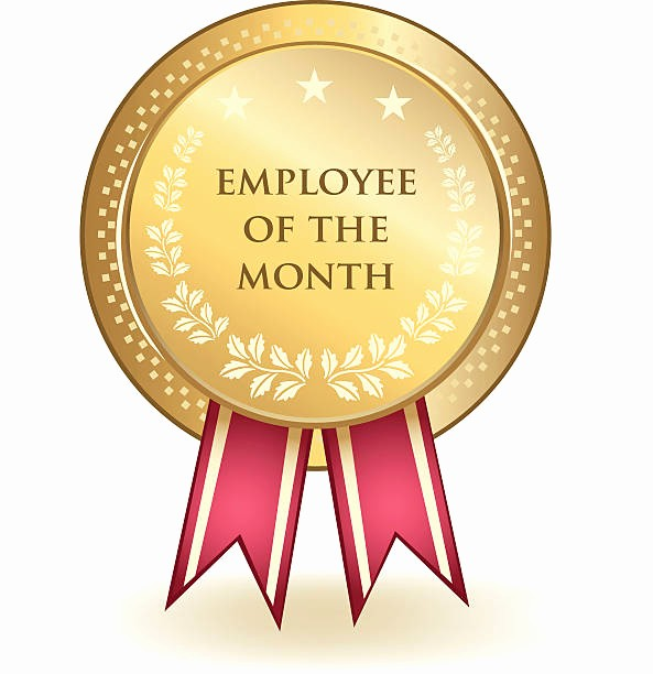 Member Of the Month Certificate Best Of Royalty Free Employee the Month Clip Art Vector