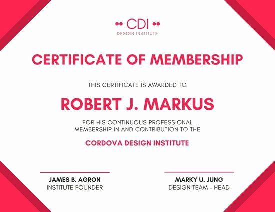 Member Of the Month Certificate Best Of Volunteer Certificate Template Appreciation Award the
