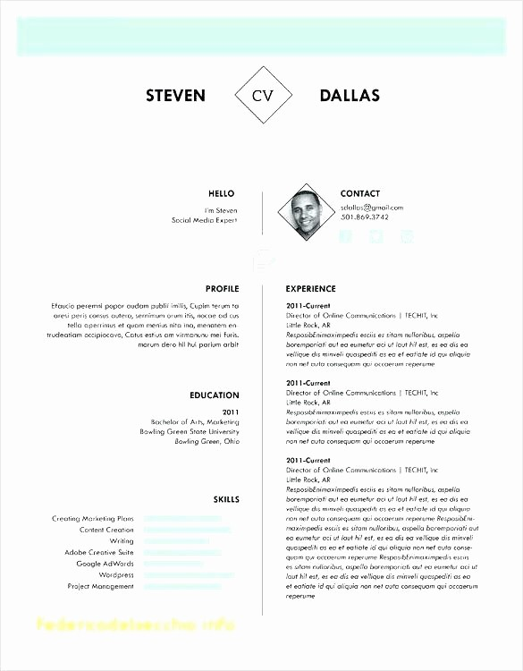 menu template doc