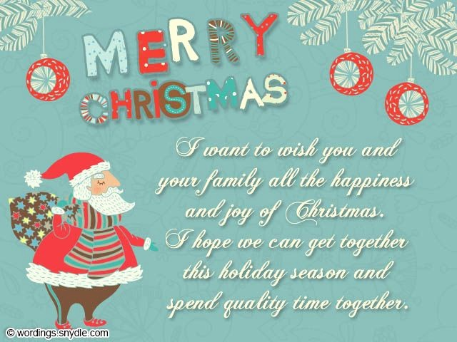 Merry Christmas Notes for Cards Awesome Christmas Card Messages and Christmas Card Wordings