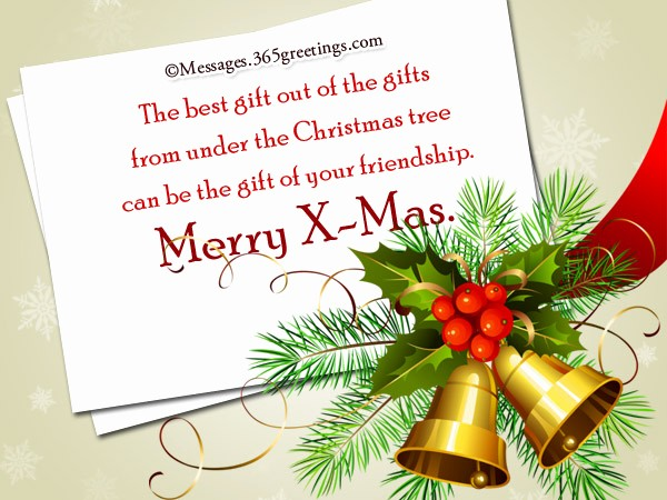 Merry Christmas Notes for Cards Awesome Christmas Card Messages for Friends 365greetings