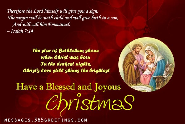 Merry Christmas Notes for Cards Fresh Christian Christmas Card Messages Easyday