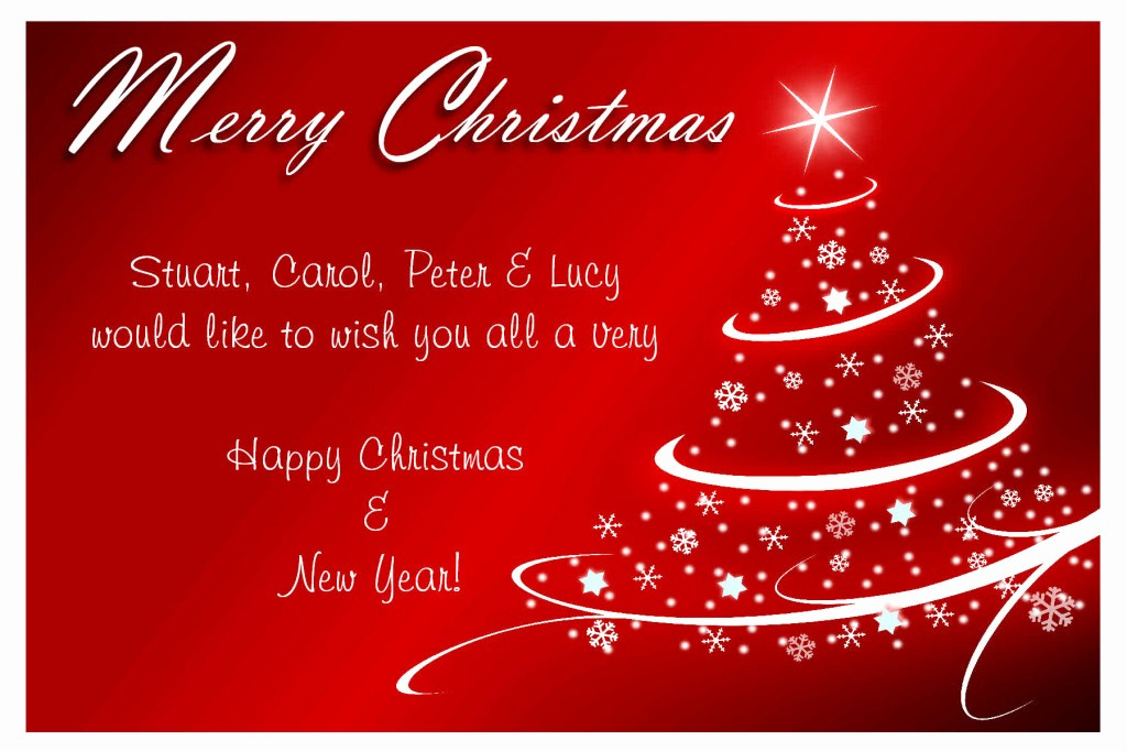 Merry Christmas Notes for Cards Fresh Merry Christmas Cards