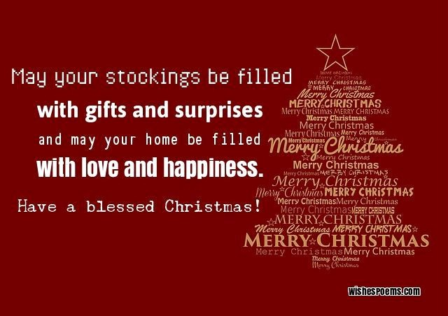 Merry Christmas Notes for Cards Lovely 250 Merry Christmas Wishes Messages & Quotes