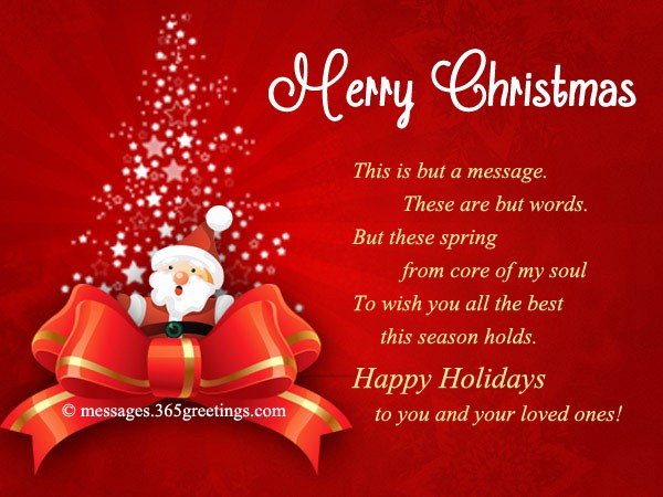 Merry Christmas Notes for Cards Lovely Christmas Card Greetings for Family Christmas Card