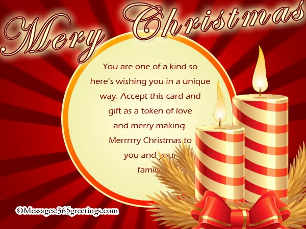 Merry Christmas Notes for Cards Lovely Christmas Wishes for Cards 365greetings