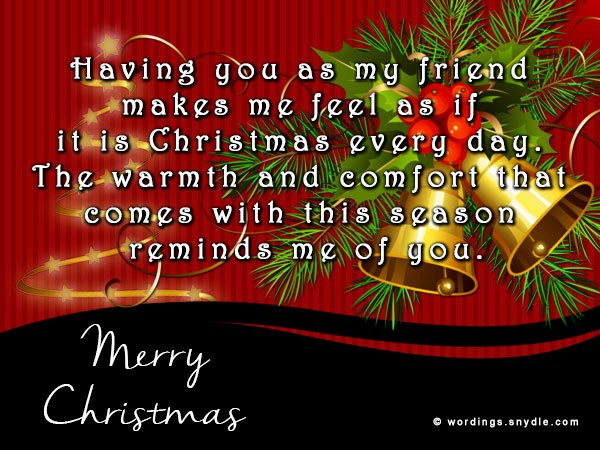 Merry Christmas Notes for Cards Luxury Best Christmas Messages Wishes Greetings and Quotes