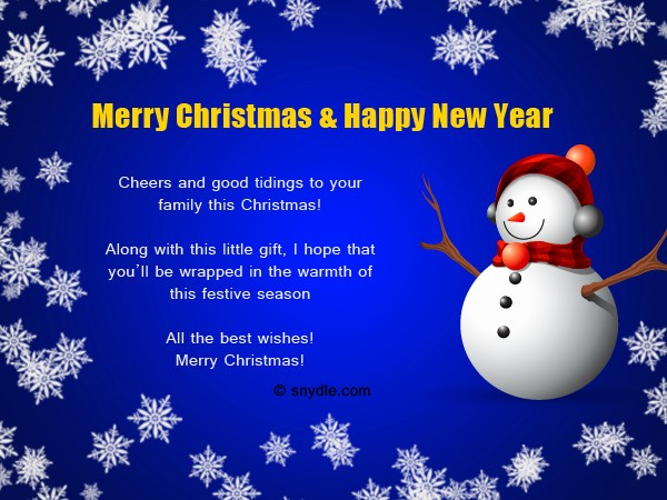 Merry Christmas Notes for Cards Luxury Christmas Messages for Employees Christmas Celebration