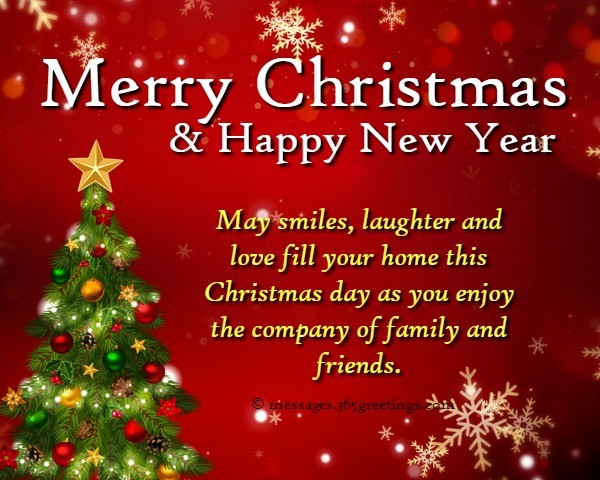 Merry Christmas Notes for Cards Unique Merry Christmas Wishes Images 365greetings