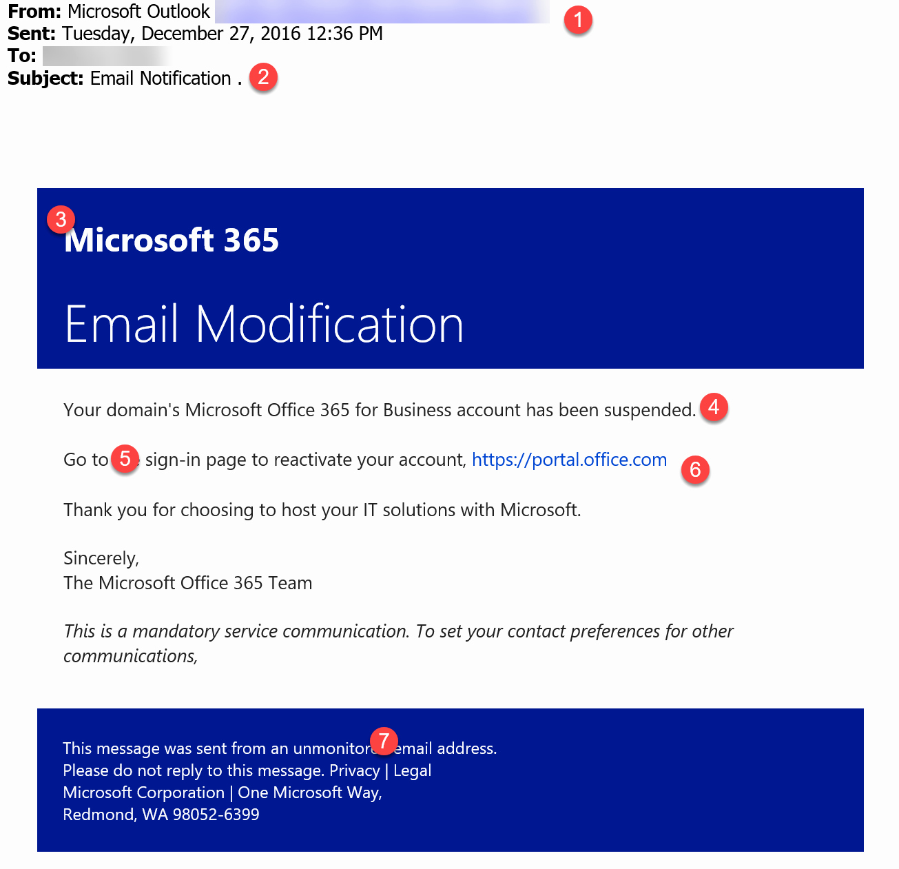 Microsoft 365 Email Login Portal Fresh Watch Out for This Fice 365 Phishing Email