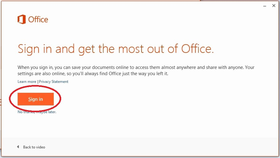 Microsoft 365 Office Sign In Best Of Download and Install Fice 365 On A Desktop Puter or