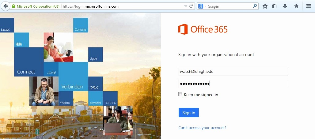 Microsoft 365 Online Sign In Beautiful Download and Install Fice 365 On A Desktop Puter or
