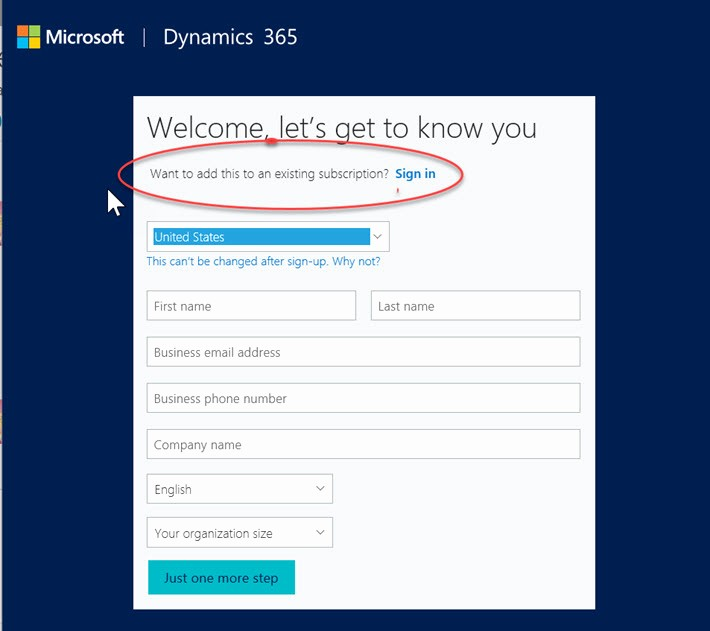 Microsoft 365 Online Sign In Beautiful Microsoft Dynamics 365 Sign Up Link Crm Innovation