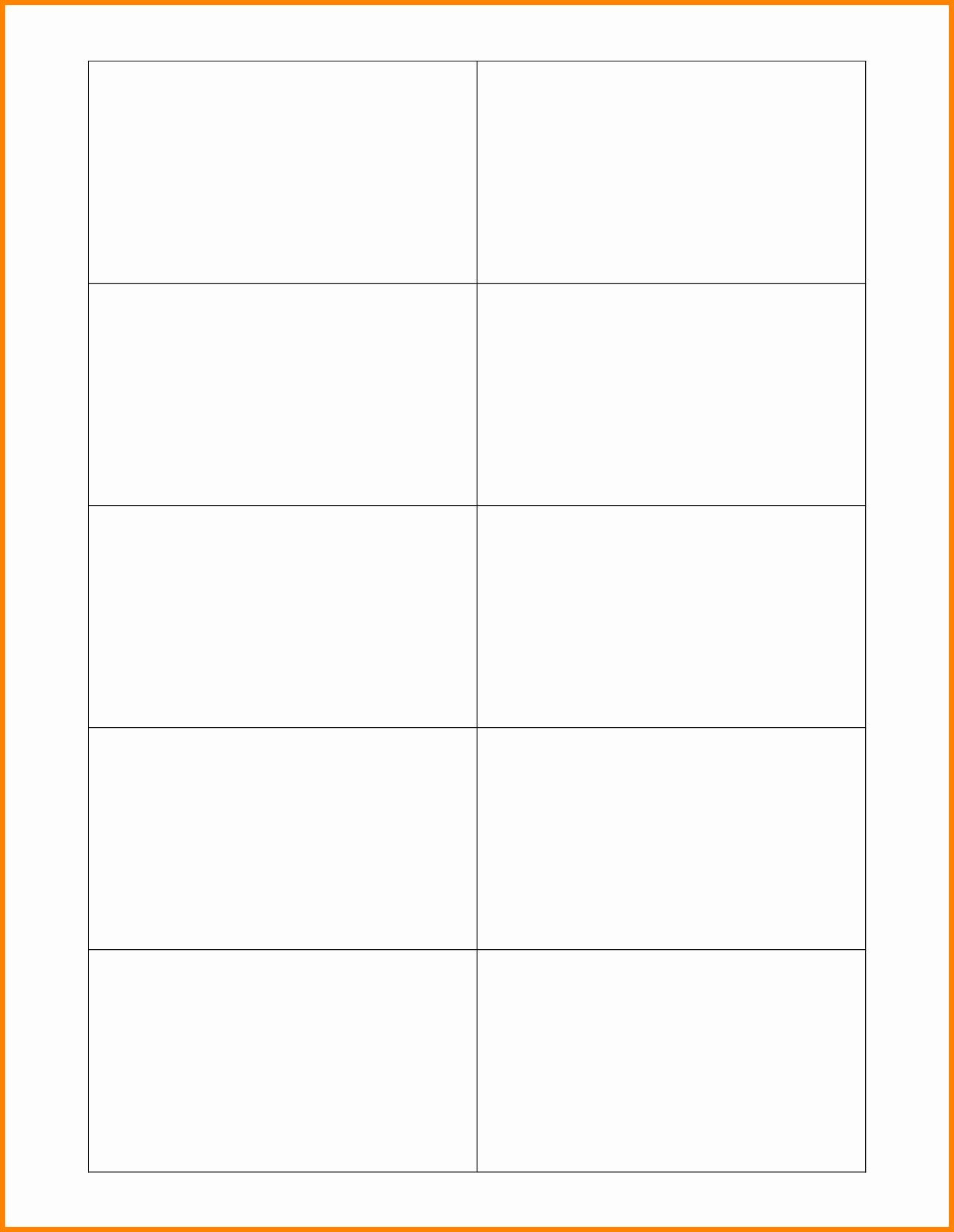 blank business card template word blank business card template word 0 2