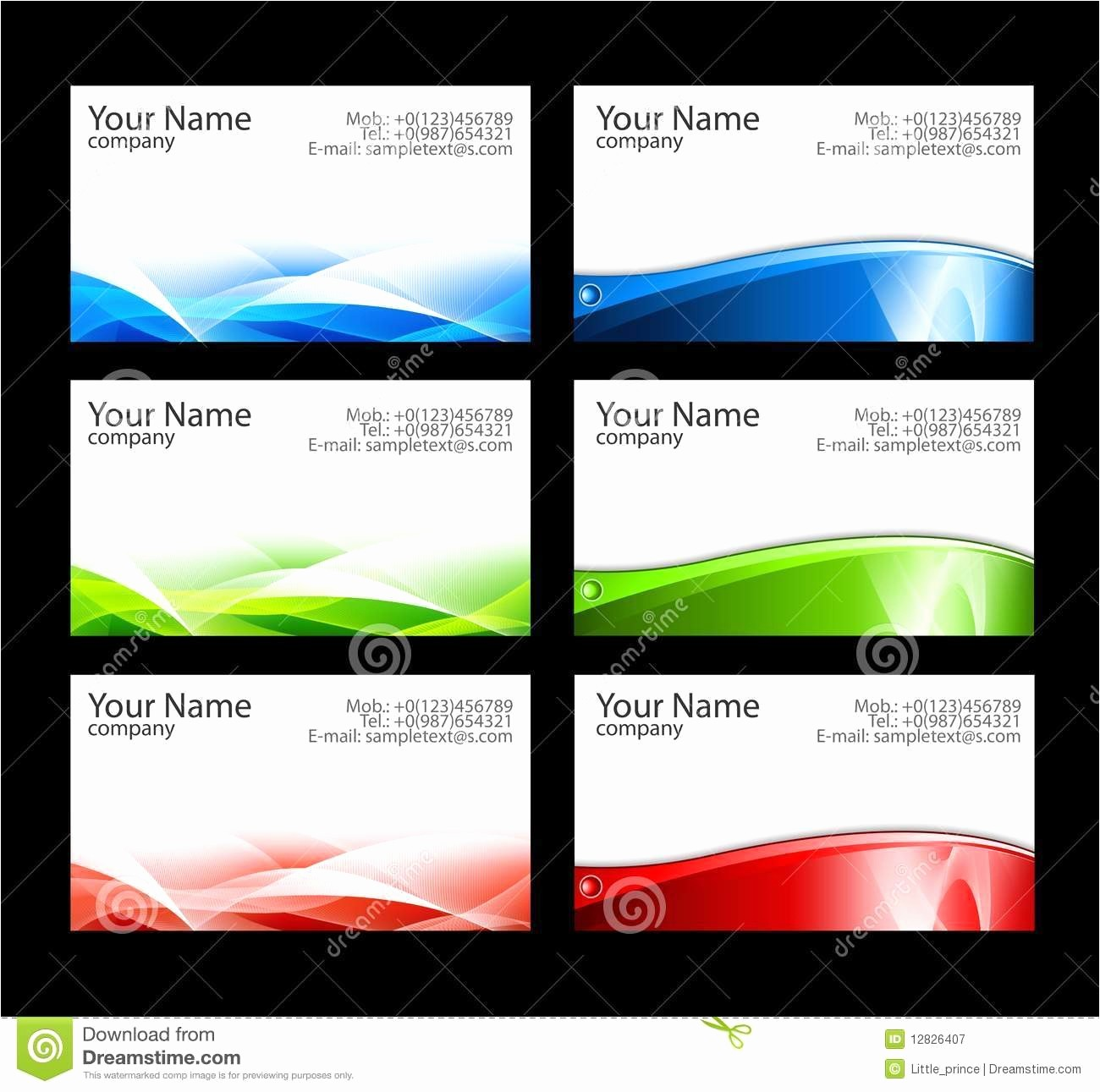 Microsoft Business Card Template Free Fresh Microsoft Business Cards Templates Free Download Free