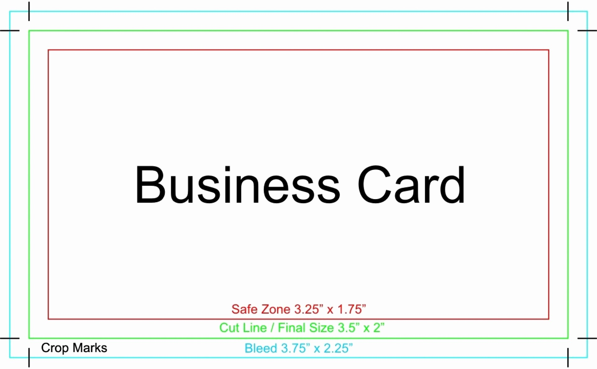 Microsoft Business Card Template Free Inspirational 022 Microsoft Word Business Card Template with Crop Marks