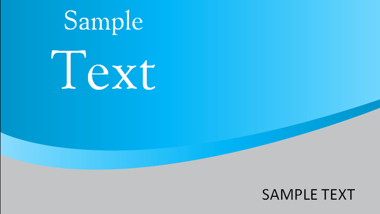 Microsoft Business Card Template Free Inspirational Business Card Template for Word and Avery 8371