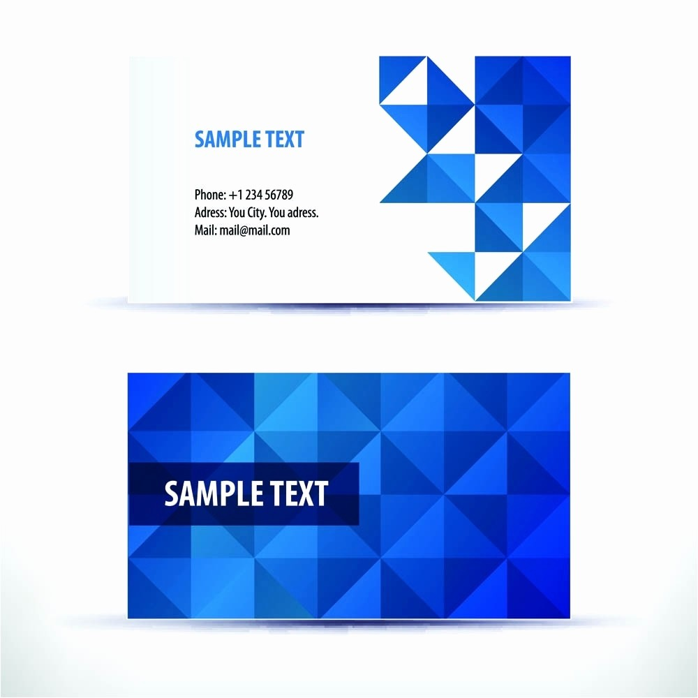 Microsoft Business Card Template Free Luxury Microsoft Business Cards Templates Free Download