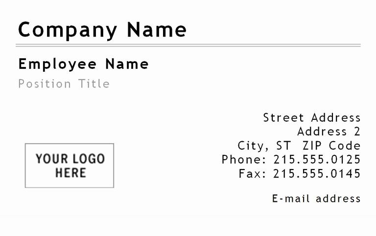 Microsoft Business Card Templates Free Elegant 4 491 Free Business Card Templates You Can Customize