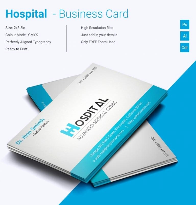 Microsoft Business Card Templates Free Unique Blank Business Card Template Microsoft Word