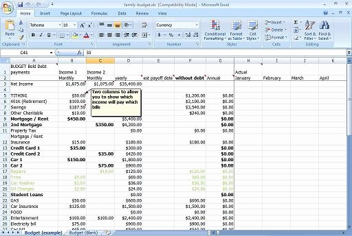 Microsoft Excel Church Budget Template Best Of Microsoft Excel Church Bud Template Walachfo