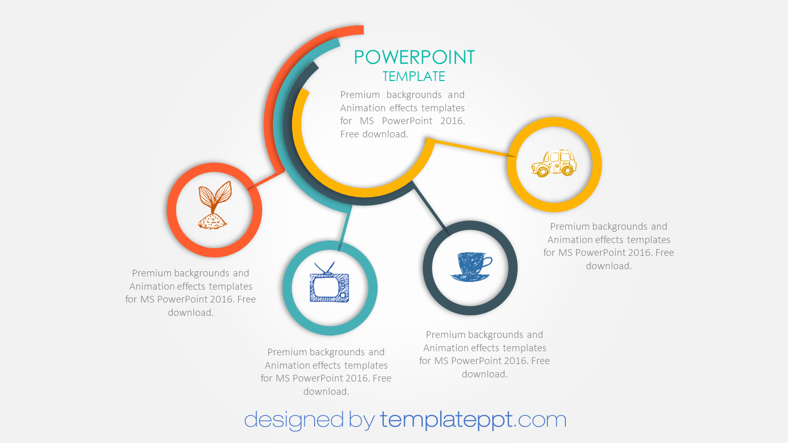 Microsoft Free Power Point Templates New Professional Powerpoint Templates Free 2016