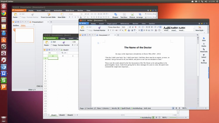 Microsoft Office 2013 themes Download Best Of Microsoft Fice Clone Updates Interface Improves File